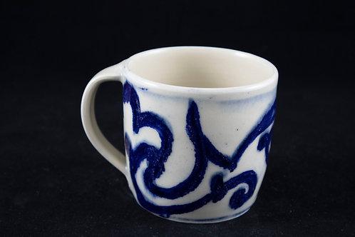 Blue & White Cups 1 - Anneke Paijmans
