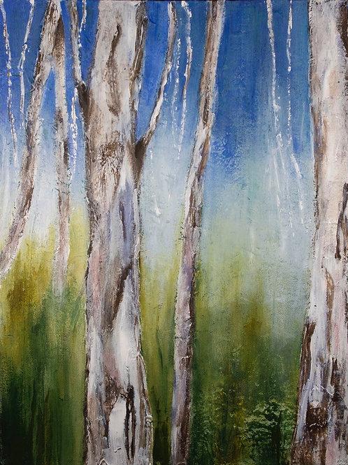 Trees 11- Katherine Blashki