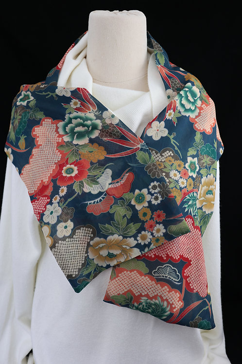 Scarf Japanese Design - Reiko Healy