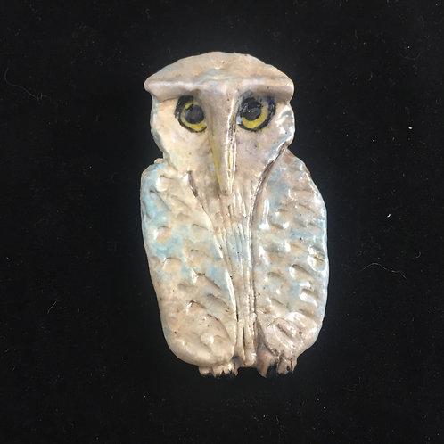 Magnet Owl 3 - David Stocker