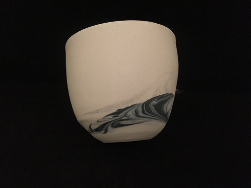 CClasper Cup 2 Black and Grey - Rachel Annabe