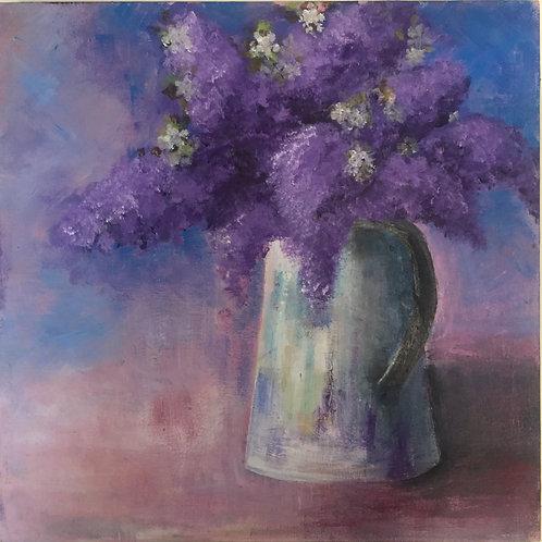 Lilacs 2 - Katherine Blashki