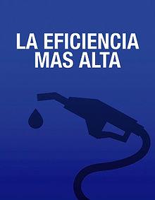 eficiencia mas alta gasolinera