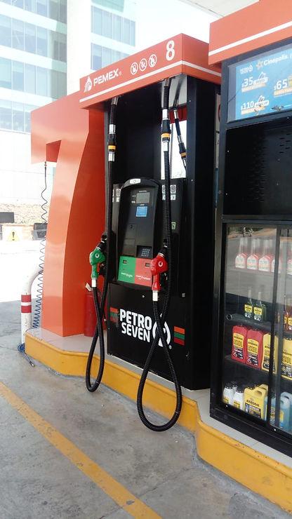 equipos para gasolineras