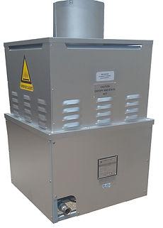procesador de recuperacion de vapores