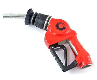 pistola roja de recuperacion de vapores.