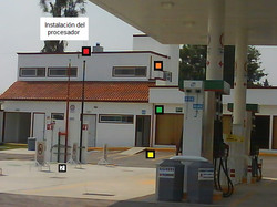 recuperacion de vapores en estacion
