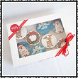 Gluten free Christmas Gingerbread Gift Pack L