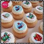 Teacher's/Educator's Cupcakes