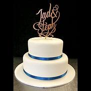 Gluten Free Low FODMAP Wedding Cake
