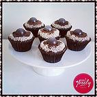 Coconut Rough Cupcakes