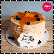 Pancake Stack Cake