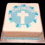 Anthony's First Communion Cake