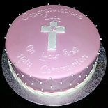 Lucy's First Communion Cake
