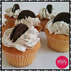 Gluten Free Cookies and Cream Cupcakes