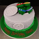 TMNT Popping out of sewer