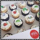 Very Hungry Catepillar Cupcakes