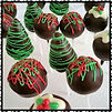 Another batch of gluten free Christmas c