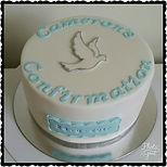 Cameron's Chocolate Confirmation Cake