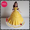 Asher's Princess Belle White Chocolate M