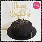 Kia's gluten free, dairy free, nut free, vegan chocolate mud cake