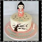 Japanese Music Cake