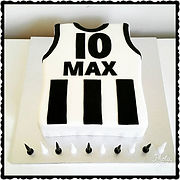Collingwood Jersey Cake