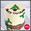 PhotoGrid_1543460191045 Holly Tree Cake.