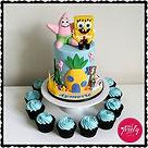 SpongeBob Squarepants Cake