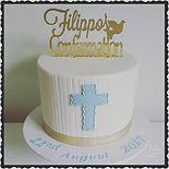 Filippo's Confirmation Cake