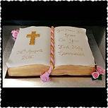 Grace's Gluten Free Communion Cake