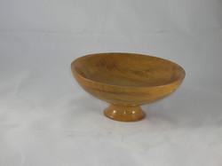 Handmade Pedestal Bowl
