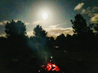 Happy full moon, another cycle turns