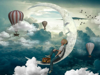 Dreaming a new world.....