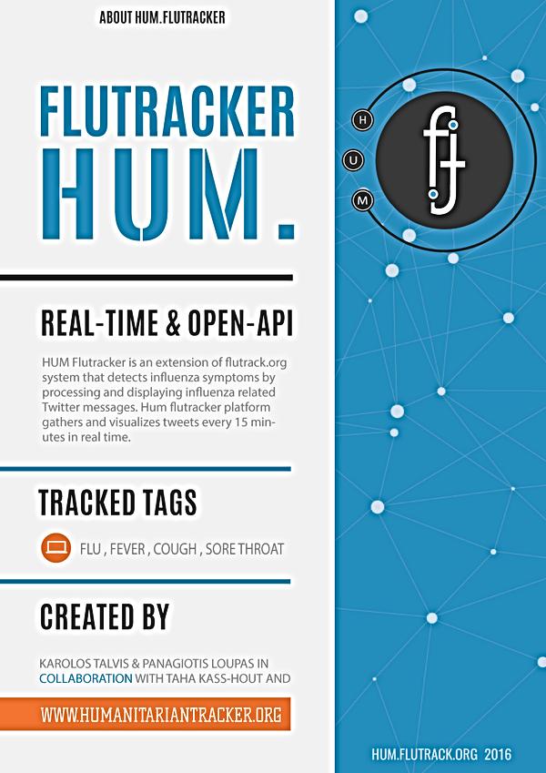 Flu Tracker: An open Application Programming Interface for mining flu-related activities on social media
