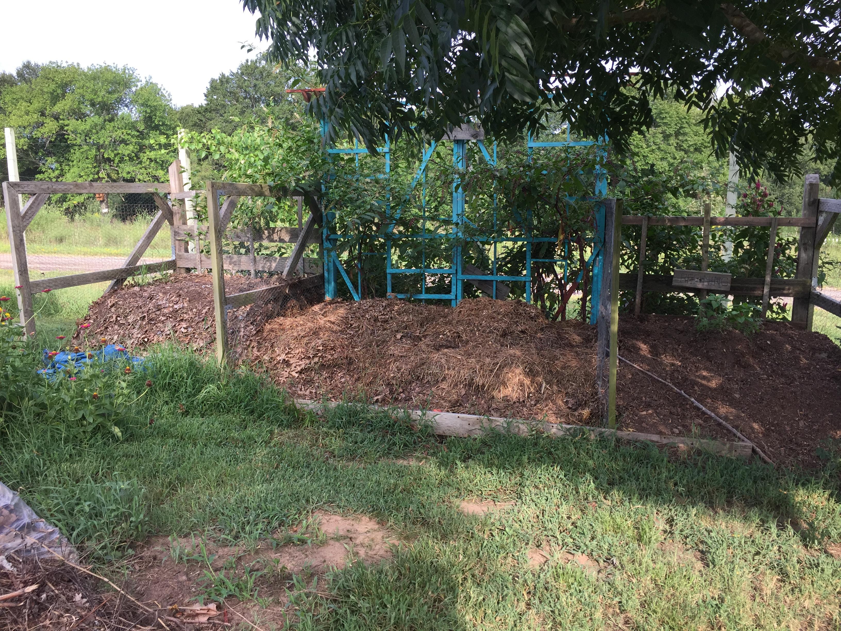 Compost Demonstration Garden