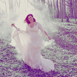 Beautiful Indiana Bride