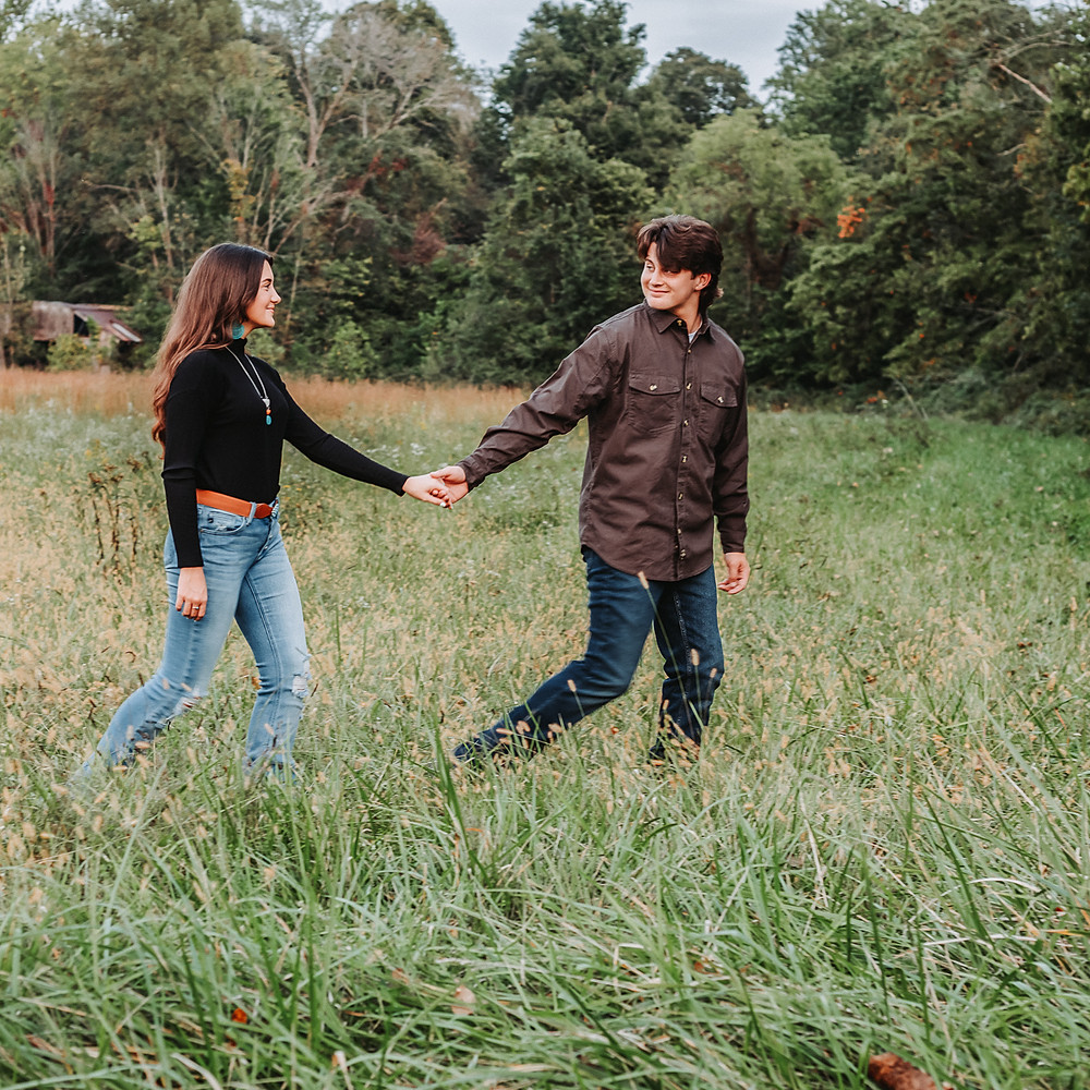 Isa & Owen's Couple Shoot