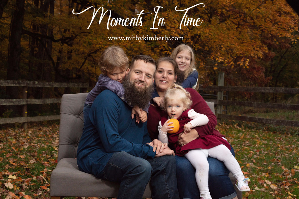 Moments In Time by Kimberly Krueger