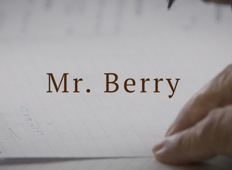 Mr. Berry Original Soundtrack