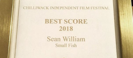 Small Fish Music Wins Best Score!