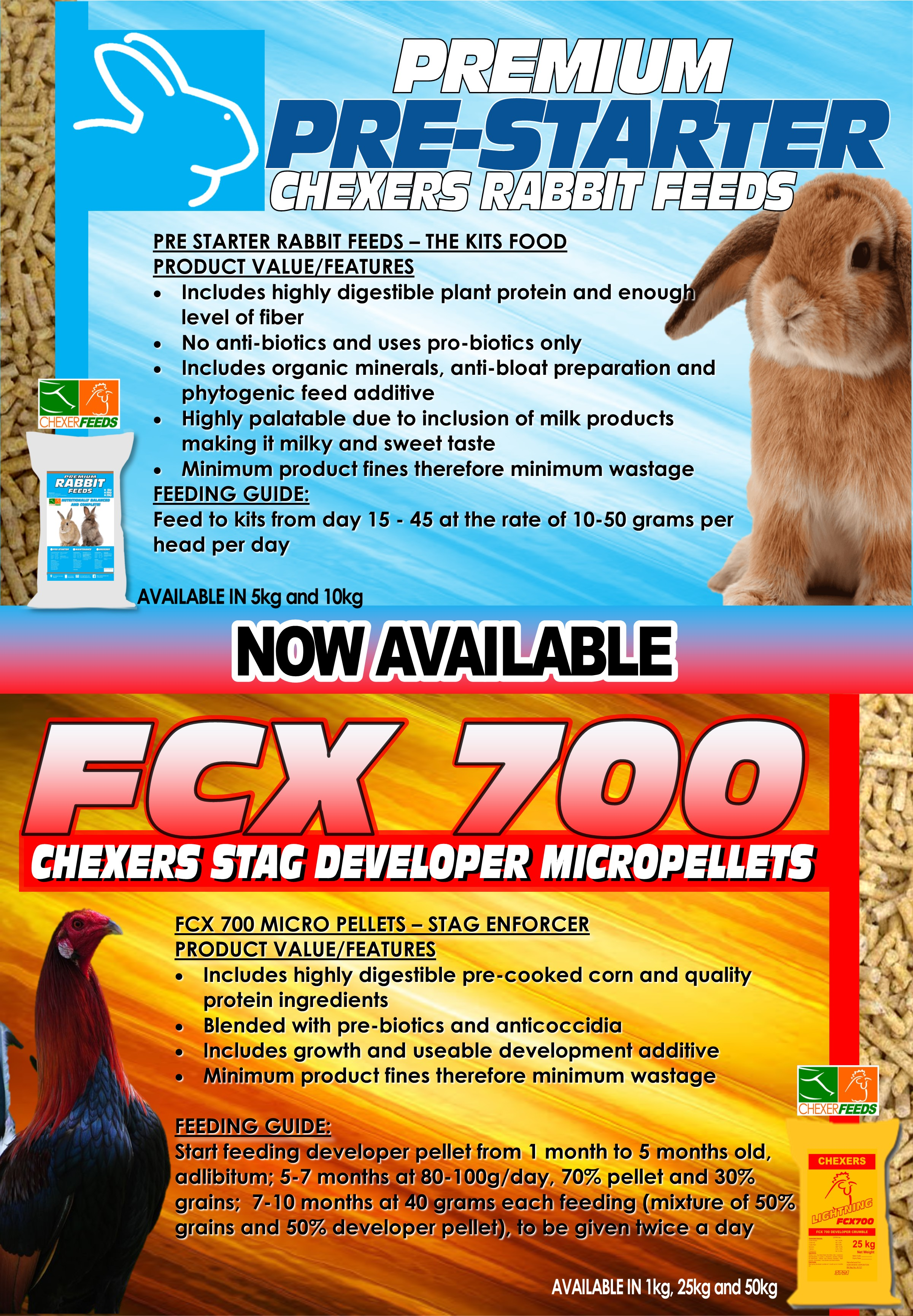 rabbit fcx