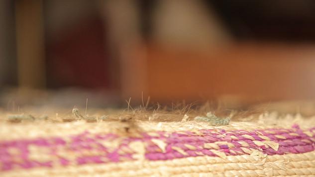 Single Fibers & Small Pieces of Fabric