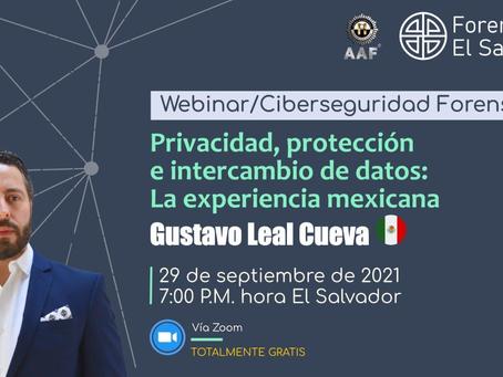 Privacidad y protección de datos: La experiencia mexicana