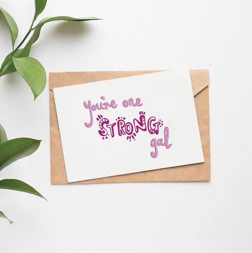 Sam K Ryan Postcard Typographic Design