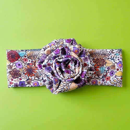 'Flower Power' Headband by Sam K Ryan