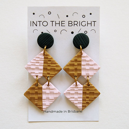 Squared Dangles By Into the Bright