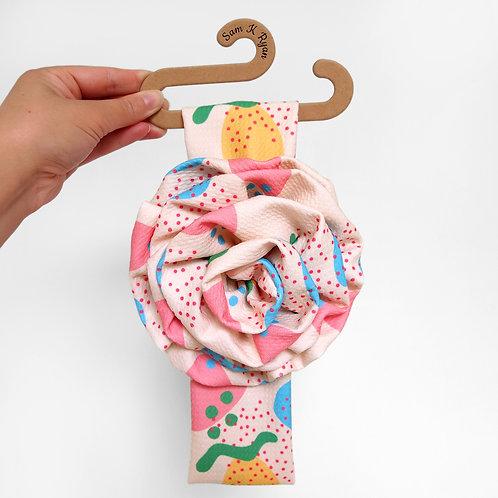 'Gelato' Flower Headband by Sam K Ryan