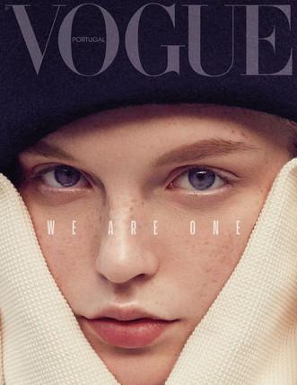 Vogue Portugal, Edição de Novembro 2018