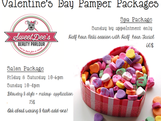 Valentines Day Promotions!